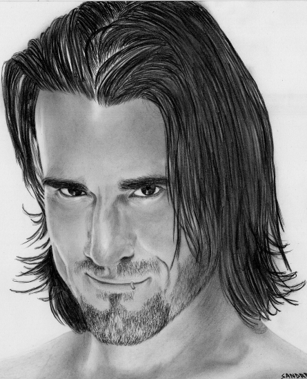 CM Punk by cell40